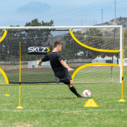 GOALSHOT (24 X 8 FT.) (7,32...